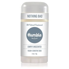 Humble deodorant Sensitiv Unscented