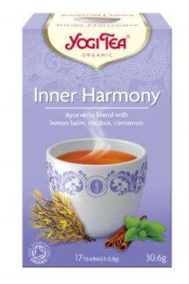 Yogi te inner harmony