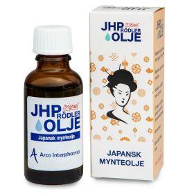 JHP japansk peppermynte olje