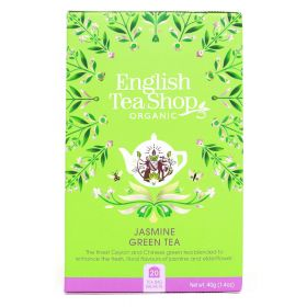 English Tea Shop Jasmine Green Te