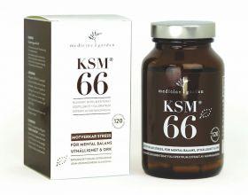KSM66 Ashwagandha 120 kapsler