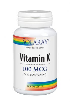 Solaray K Vitamin Kompleks