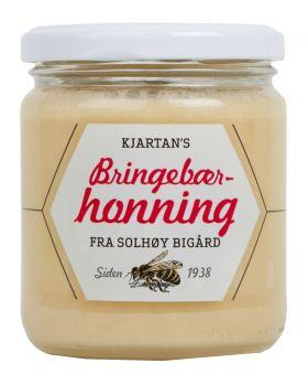 Kjartan's Bringbærhonning 350 g