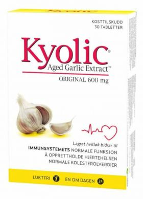 Kyolic Age Original 30 tabletter