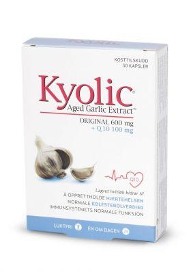Kyolic Age + Q10 - 30 kapsler
