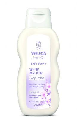 Weleda White Mallow Body Lotion 200 ml
