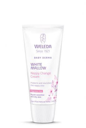 Weleda White Mallow Nappy Change Cream 50 ml