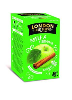 London Fruit & Herb Tea Apple & Cinnamon