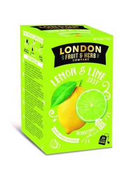 London Fruit & Herb Tea Lemon & Lime