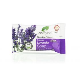 Dr.Organic Lavender Soap 100 ml