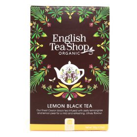 ENGLISH TEA SHOP Lemon Black Tea