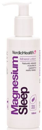 NordicHealth Magnesium Sleep Lotion