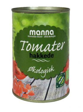 Tomater, hakket, hermetisk