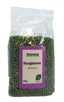 Manna Mungbønner 500 gr
