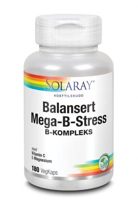 Solaray Mega-B-stress