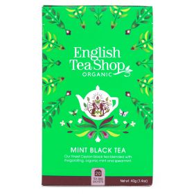English Tea Shop Mint Black Tea