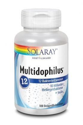 Solaray Multidophilus 12
