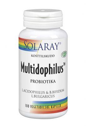Solaray Multidophilus
