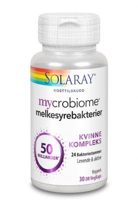 Solaray Mycrobiome Kvinne