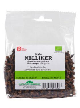 Nellik Hel natur droger 100 gr
