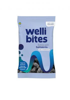 Wellibites Ekstra Salt Lakris