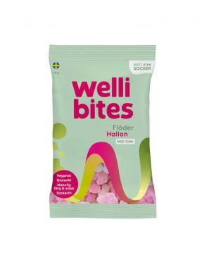 Wellibites Hyllebær og bringebær