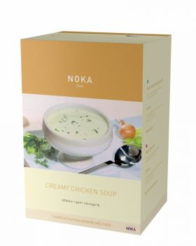 Noka Creamy chicken soup