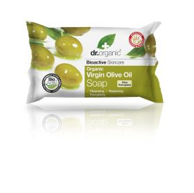 Dr.Organic Virgin Olive oil Soap 100 gr