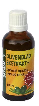 Olivenblad Ekstrakt