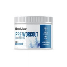 Bodylab PWO Blue Raspberry