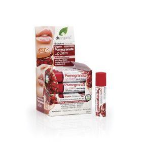 Dr.Organic Pomegranate lip balm