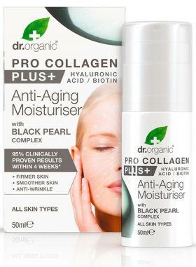 Dr. Organic Pro collagen black pearl 50 ml