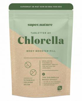 Supernature Chlorella tabletter
