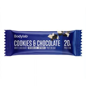 Bodylab Protein Bar Cookies & White Chocolate
