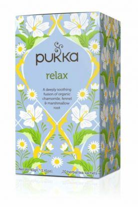 Pukka Relax te