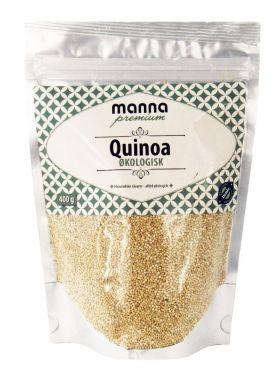 Manna Quinoa hel 400 gr