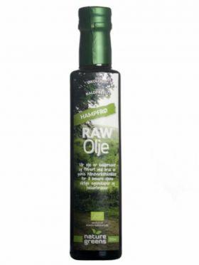 Raw Olje hampfrø