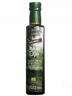 Raw Olje valnøtt