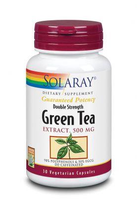 Solaray GPH Grønn Te