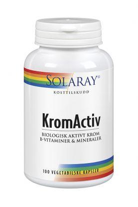 Solaray KromActiv