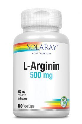 Solaray L-Arginin