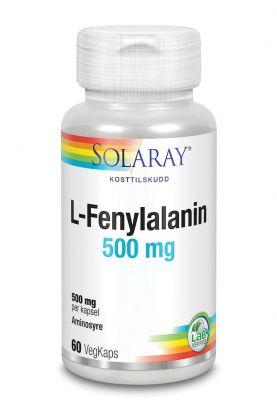 Solaray L-Fenylalanin