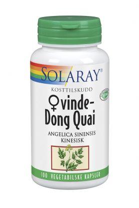 Solaray Qvinde Dong Quai