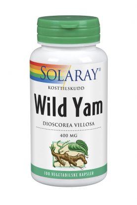 Solaray Wild Yam