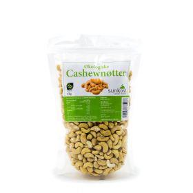 Sunkost Cashewnøtter 1 kg
