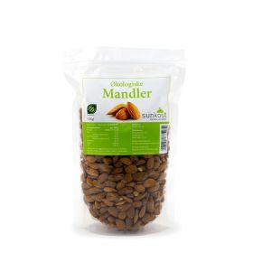 Sunkost Mandler 1 kg