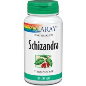 Solaray Schizandra
