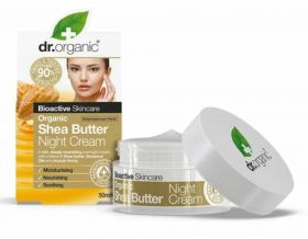 Dr. Organic Shea Butter Night Cream 50 ml