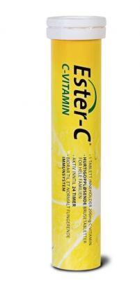 Ester-C 200 mg - 20 brusetabletter