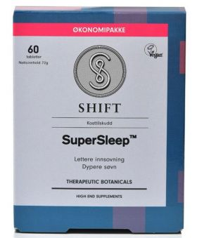 SHIFT SuperSleep 60 tab